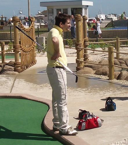 John Mittler - World Adventure Golf Masters