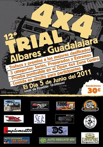 Trial Albares 2011