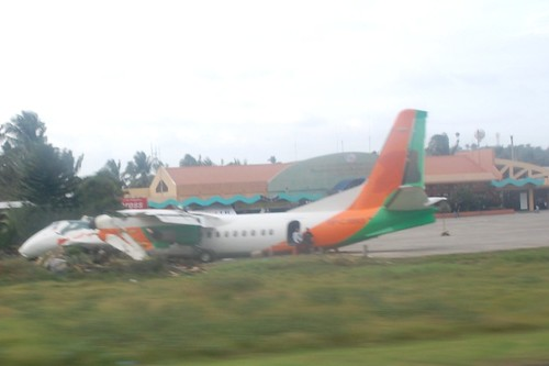 Caticlan / Malay Philippines  city images : Zest Air undershoots Caticlan Runway : around 26 injured | Travel and ...