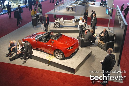 Tesla-showfloor-MotorShowNetwork-NAIAS-mix-10058 by MotorShowNetwork.