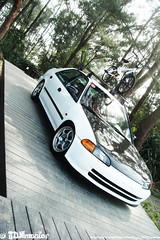 JDM HONDA CIVIC EG8 (shaolin_cool) Tags: sedan honda bmx spoon civic rays sir jdm eg thule ferio advan eg9