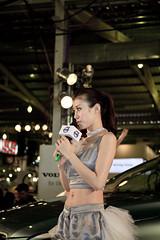 IMG_8534 (Joseph Lu.) Tags: portrait beauty canon volvo model pretty showgirl taichung eos5dmarkii 莊品葳 automobileshowgirl