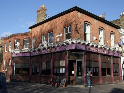 Queen's Arms, Walthamstow, E17 by Ewan-M, on Flickr