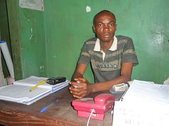 Kisangani : Samuel Atayaka, gardien dune ONG locale