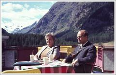 1964 Zwitserland (Jan Sluijter) Tags: lake lago schweiz switzerland suisse swiss papa oma svizzera 1964 zwitserland
