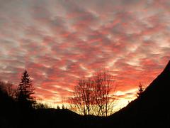 tramonto a Zabrajda (perplesso42) Tags: sunset tramonto slovenia bovec enstantane zabrajda plezzo colourartaward bausica flickrestrellas oneofmypics youscore