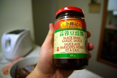 LKK Black bean garlic sauce