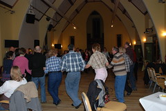 Barn Dance (Kentishman) Tags: church barn dance nikon social event smb stmarybredin d80 dsc1417