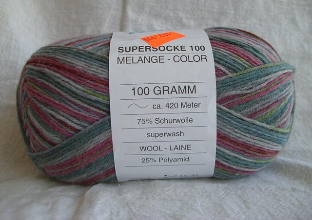 ONline Supersocke 100 Melange-Color - 974 by dulcian