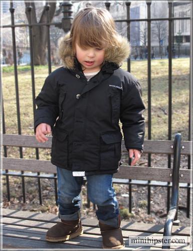 The Getaway... Mini Hipster - kids street fashion
