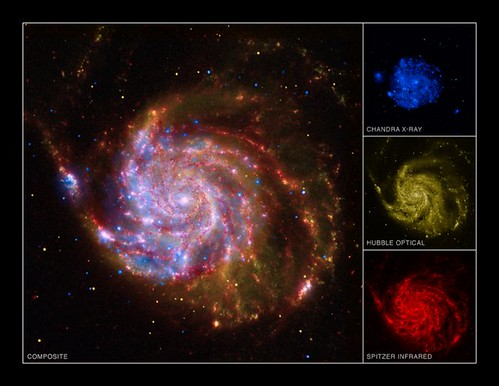International Year of Astronomy (NASA, Chandra, 2/10/09)