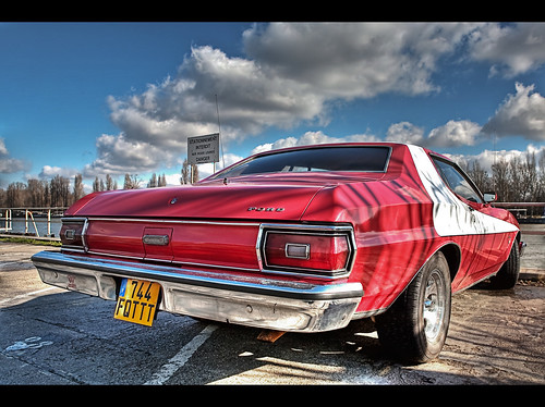 Starsky & Hutch Car :: HDR :