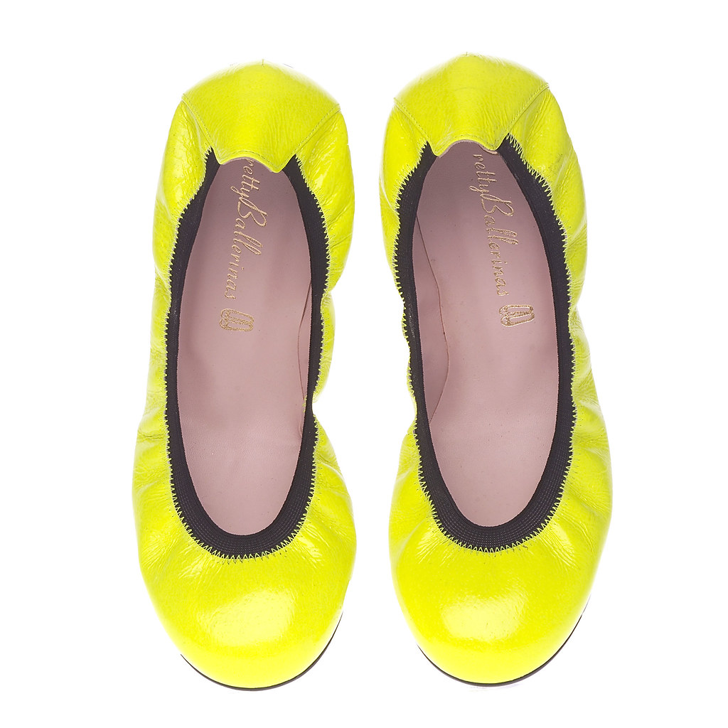 Rosario rock n roll yellow fluo - pair. PVP 105€