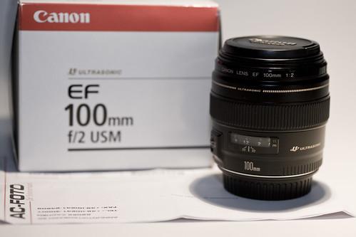 EF 100 2.0 USM