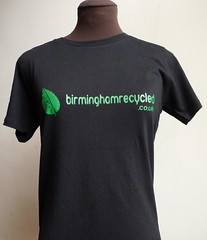 BirminghamRecycled T-shirt