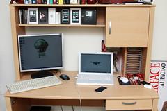 Workspace (SEAN LOGAN) Tags: desktop workspace