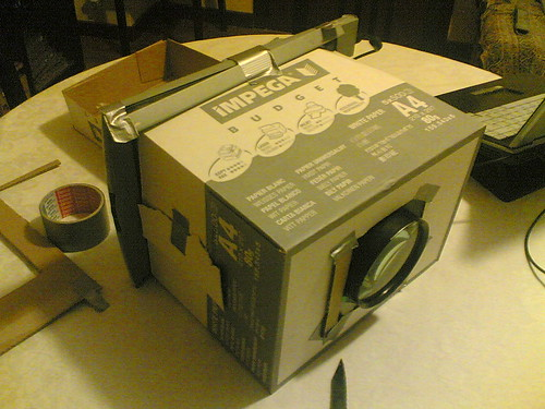 scannercamera (no diaframma)