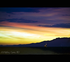 here in the twilight zone (DocTony Photography) Tags: sunset sky seascape bay twilight nikon manila d3 bff superfriends 70200vr henyo doctony