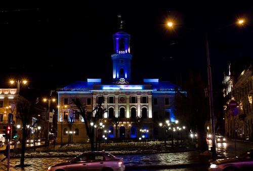 Черновицкая ратуша