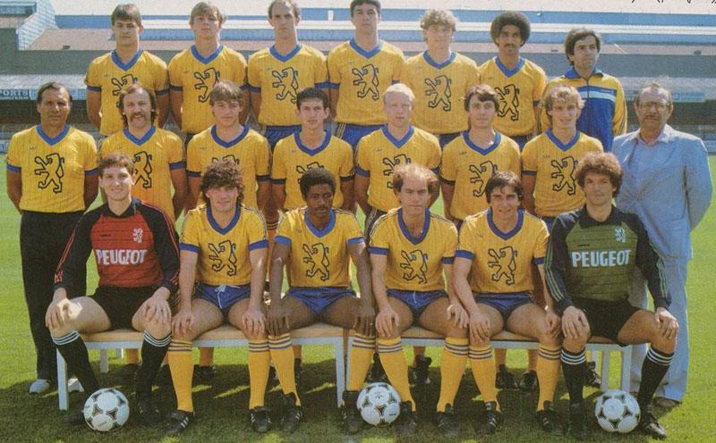 sochaux 1983-84