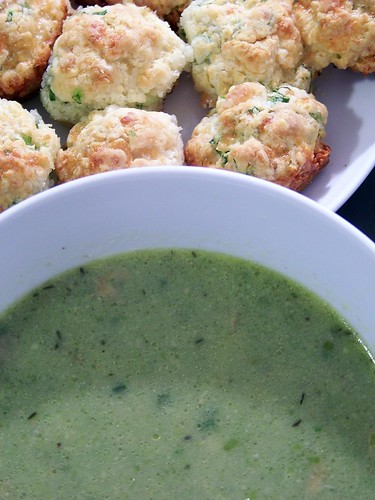 biscuit soup
