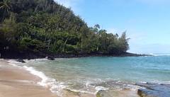 Ke-e beach (Rodents rule) Tags: usa beach hawaii kauai keebeach