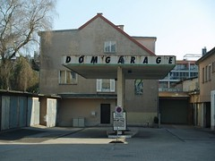 Domgarage. (LuisaSantos) Tags: linz austria spring walks april 2009 4thmonth