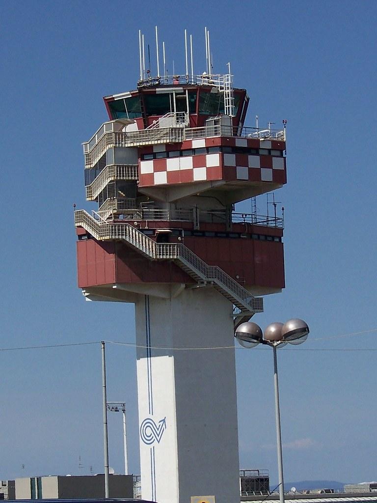 Torre di controllo di Fiumicino