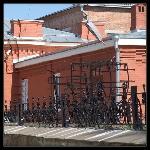 Taganrog. Picture-gallery garden / ��������. ������ ��������� �������