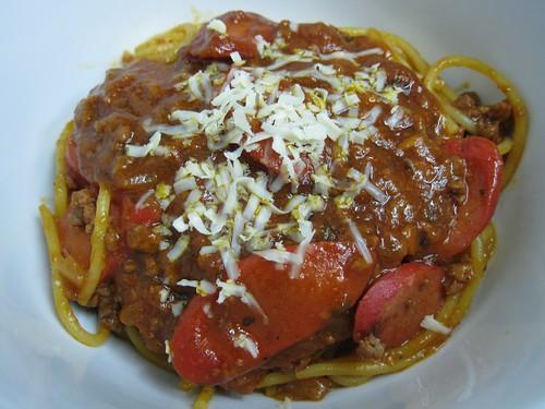 Filipino Spaghetti 2.0