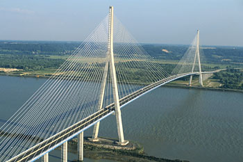 Pont De Normandie Construction | RM.
