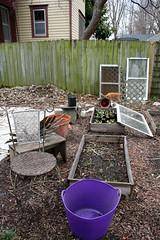 Vegetable Garden 040209