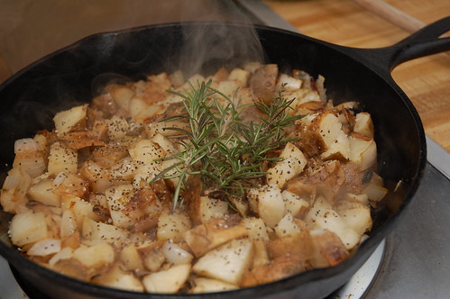 Skillet Taters
