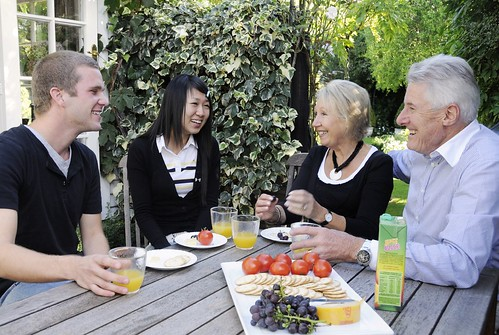 Languages International Homestay Family Christchurch New Zealand