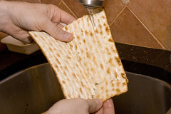 Breaking the Matzoh