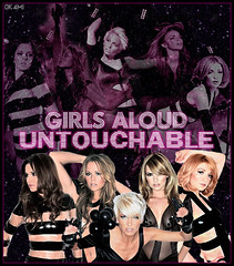 Girls Aloud- Untouchable Blend (Edo Peltier [0k4mi]) Tags: girls sarah ga stars purple nicola space cheryl tribute nadine kimberley electronic aloud blend untouchable spacial pcd grpahic kimbelry untoucbale