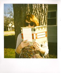a homemade life (nataliecreates) Tags: cooking polaroid books recipes mollywizenberg ahomemadelife