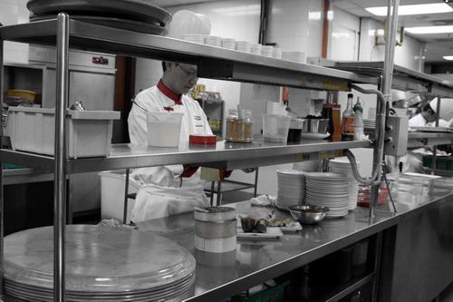 Tai Zhi Heen Chef Ricky