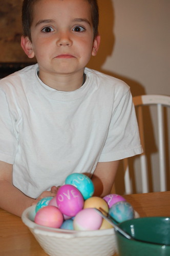 zack and the easter eggs
