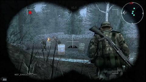 SOCOM Fireteam Bravo 3 screenshot