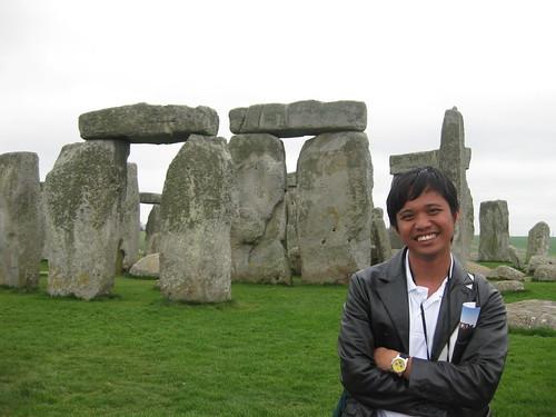 Stonehenge rocks.