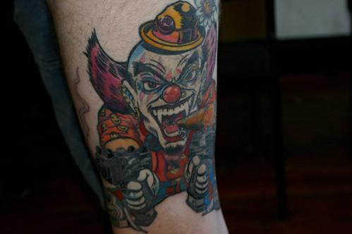 Clown Tattoo (Set)