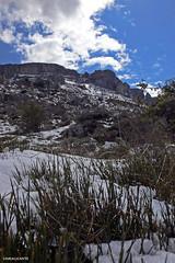 Nieve en Aitana