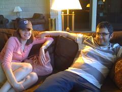 Haley & Deron