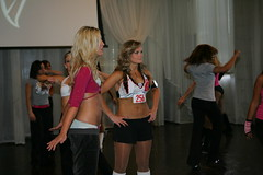 Audition Routines (Atlanta_Falcons) Tags: atlanta dan cheerleaders auditions atlantafalcons jmike
