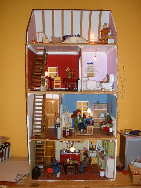 Maaria's dollhouse