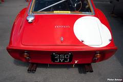 Ferrari 250 GTO (Pieter Ameye) Tags: cars macintosh belgium head ferrari voiture replica coche gto petrol macchina 2009 250 datsun lightroom petrolhead tourauto optic2000 pieterameye 250jyj