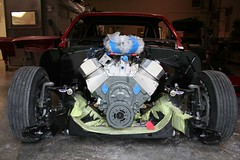 "Dynacorn Camaro Engine • <a style=""font-size:0.8em;"" href=""http://www.flickr.com/photos/85572005@N00/3493236096/"" target=""_blank"">View on Flickr</a>"