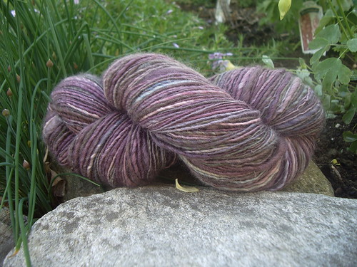 Briar Rose BFL Single Ply