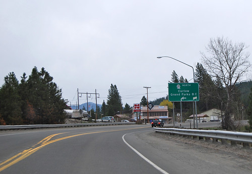SR 20 @ SR 21 northward